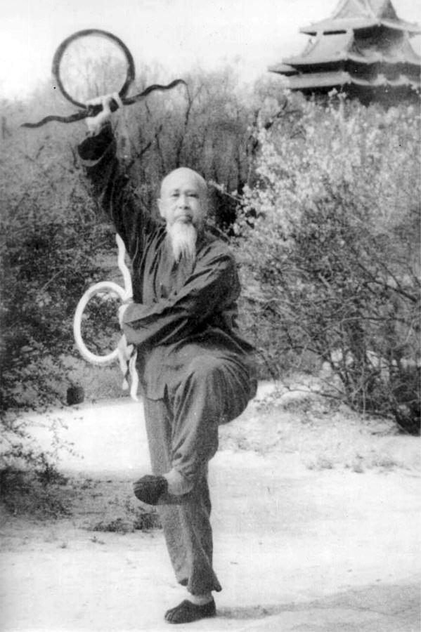 Why is Baguazhang so strange?