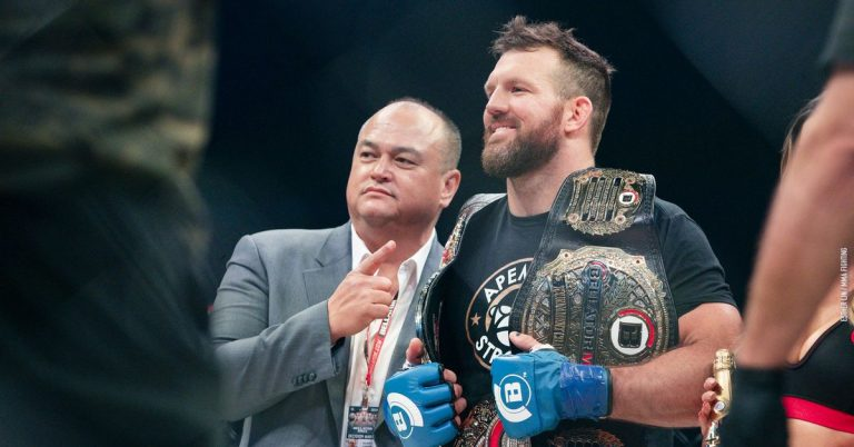 Ryan Bader will remain Bellator heavyweight champion during Grand Prix, but interim title possible