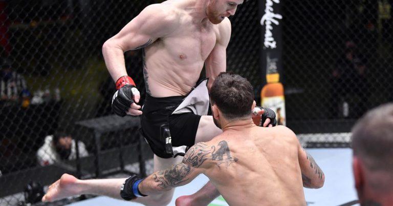 UFC Vegas 18 bonuses: Alexander Volkov, Cory Sandhagen grab $50,000 'Performance of Night' honors