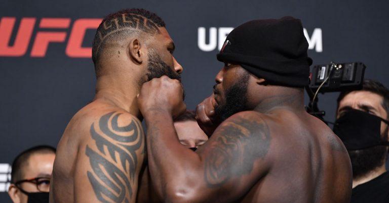 UFC Vegas 19 Results: Blaydes vs. Lewis