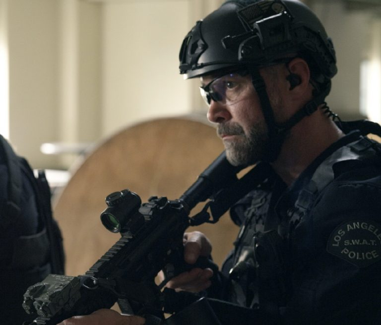 How Jay Harrington Got Stronger Than Ever at 49 for 'S.W.A.T.'