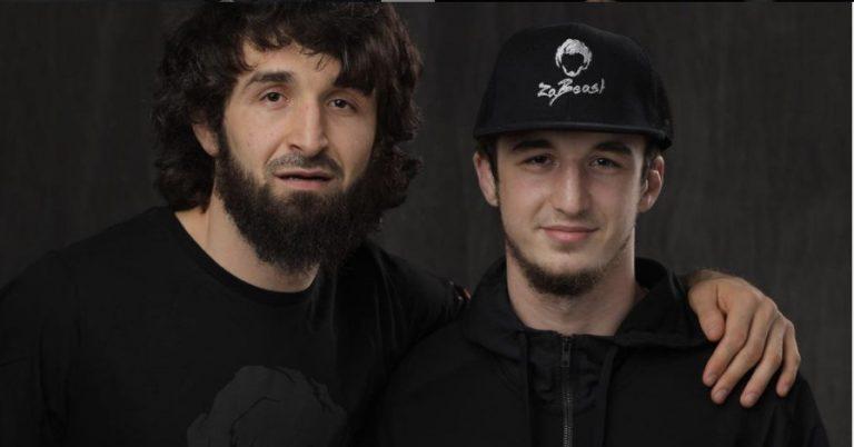 Khasan Magomedsharipov, younger brother of Zabit, headed to Bellator