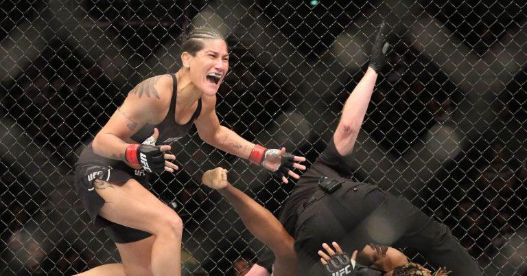 Priscila Cachoeira vs. Gina Mazany booked for May 15 UFC event