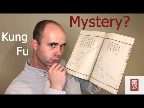 The great mystery of Kung Fu forms