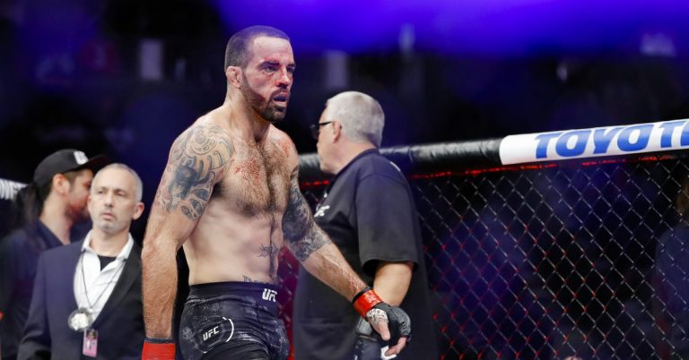 Matt Brown set to fight Dhiego Lima at June 19 UFC event