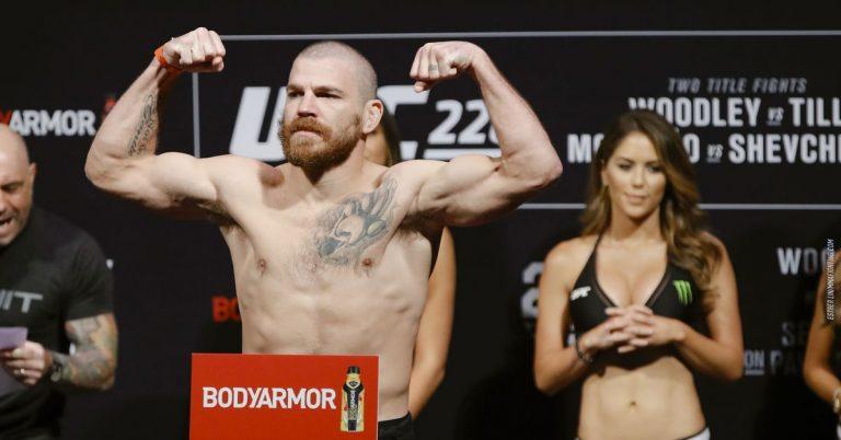 Jim Miller vs. Joe Solecki set for UFC event on April 10