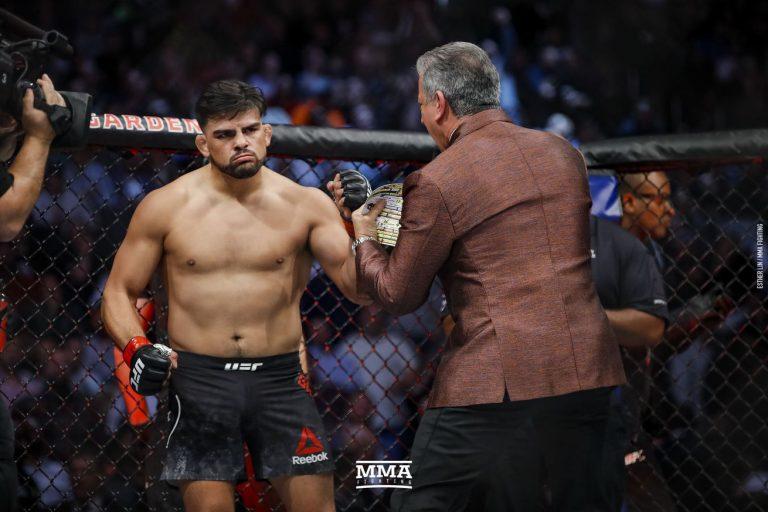 Kelvin Gastelum replaces Paulo Costa, meets Robert Whittaker in April 17 UFC headliner