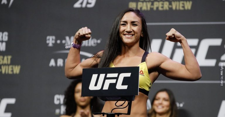 Carla Esparza vs. Yan Xioanan in the works for UFC event on May 22