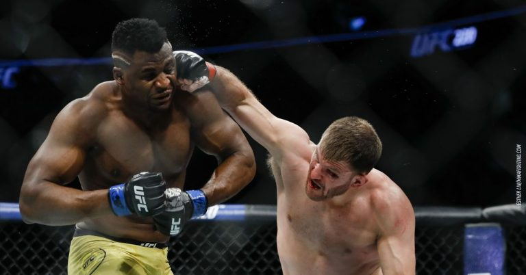 Francis Ngannou: 'I don't recognize myself' in first Stipe Miocic fight, 'things will be different' at UFC 260