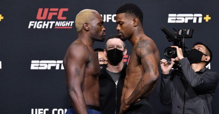 UFC Vegas 22 Results: Brunson vs. Holland
