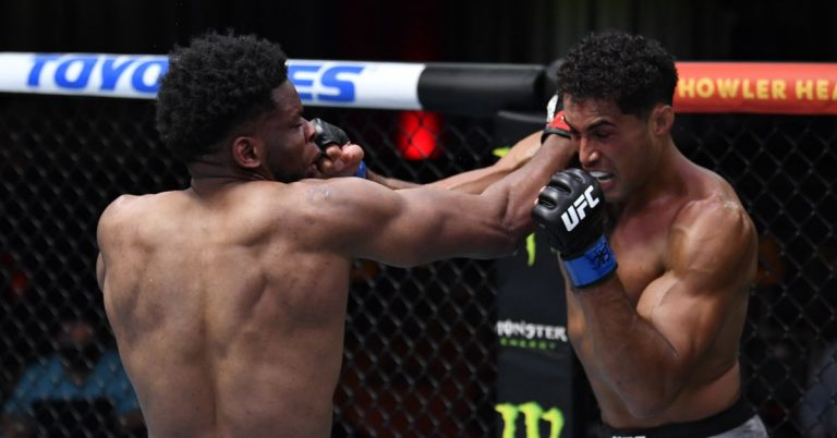 UFC 259 bonuses: Kennedy Nzechukwu and Carlos Ulberg earn Fight of the Night for back-and-forth scrap