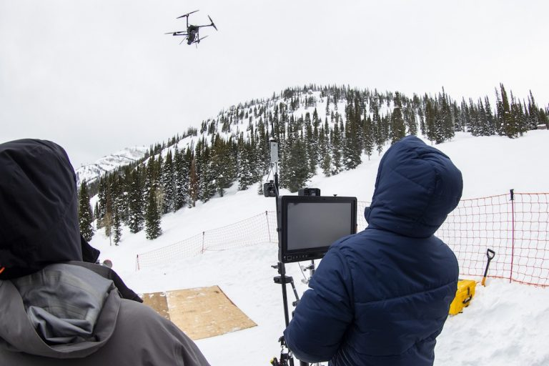 How FPV Drones Changed The Broadcast Game ForLive Action Sports Coverage