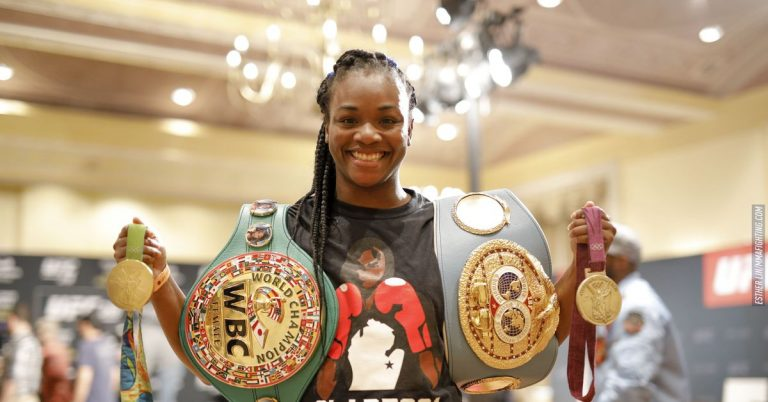 Claressa Shields pitches shutout to become two-division undisputed champion, expects to make PFL debut in June