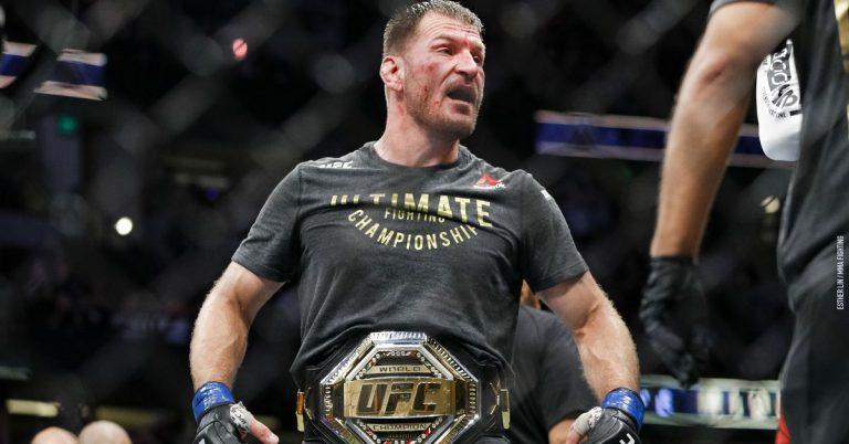 'UFC 260 countdown' video