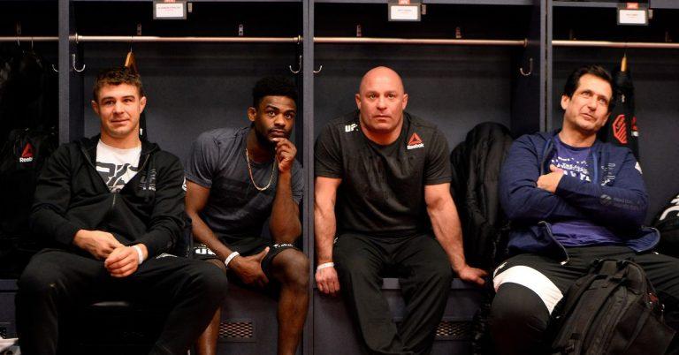 Matt Serra retires as cornerman after feeling 'a little disrespected' by Aljamain Sterling's UFC 259 snub