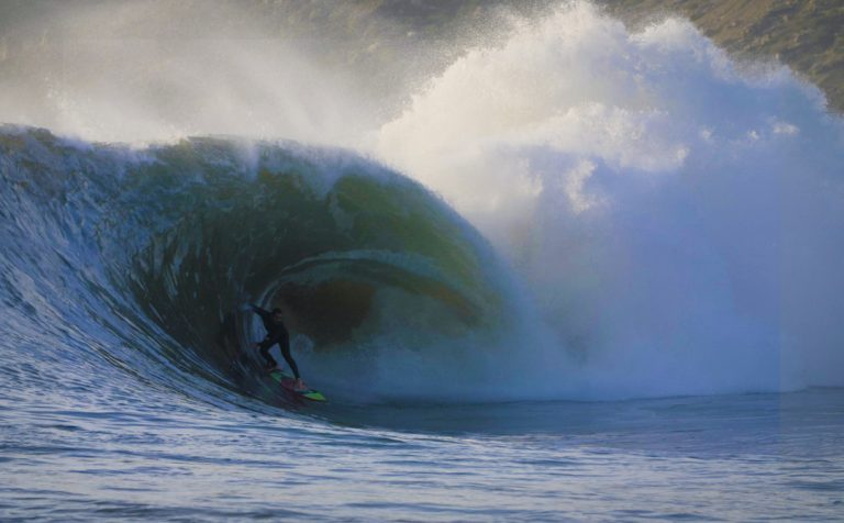 The Training Keys to Big-Wave Surfer Billy Kemper's Superhuman Recovery