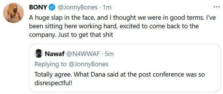 Jon Jones: Dana White's UFC 260 remarks 'huge slap in the face,' Derrick Lewis can have next title shot