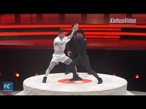 The future of push hands