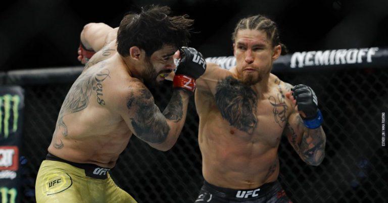 Luke Sanders vs. Felipe Colares now set for UFC Vegas 25 after original opponents pulled