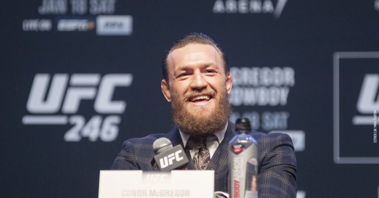 Conor McGregor makes $500,000 donation to Boys and Girls Club in Louisiana