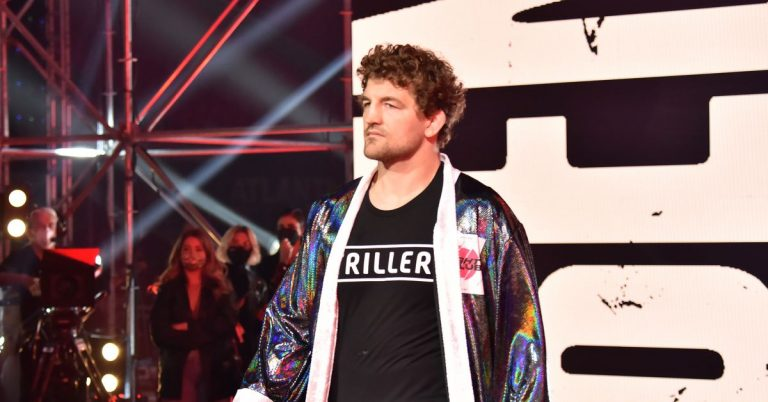 Ben Askren didn't 'give a sh*t about the result' in his fight with Jake Paul, found Triller entertainment 'very distasteful'