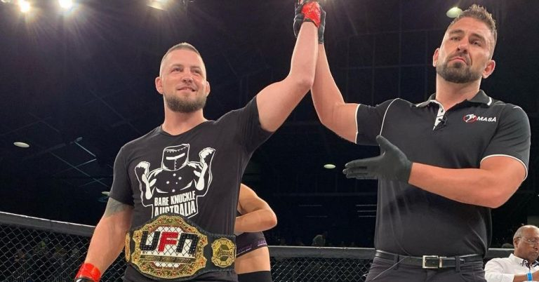 'The Limb Reaper' Randall Ray recounts harrowing journey from kidnapping his father to viral calf kick TKO