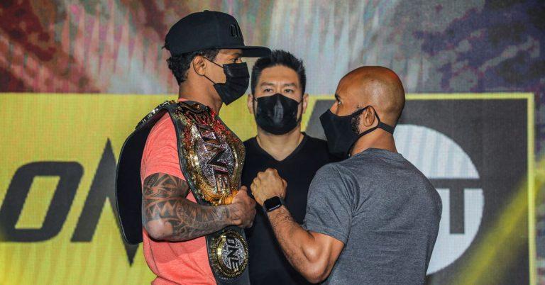 ONE on TNT Results: Moraes vs. Johnson