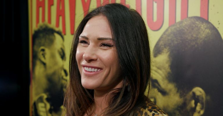 Cat Zingano welcomes rematches with past opponents Miesha Tate and Megan Anderson