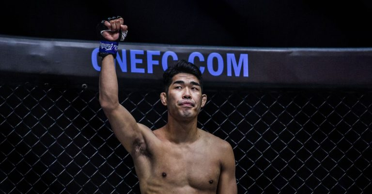 ONE on TNT 4 results: Ok Rae Yoon nearly finishes Eddie Alvarez early, ultimately wins unanimous decision