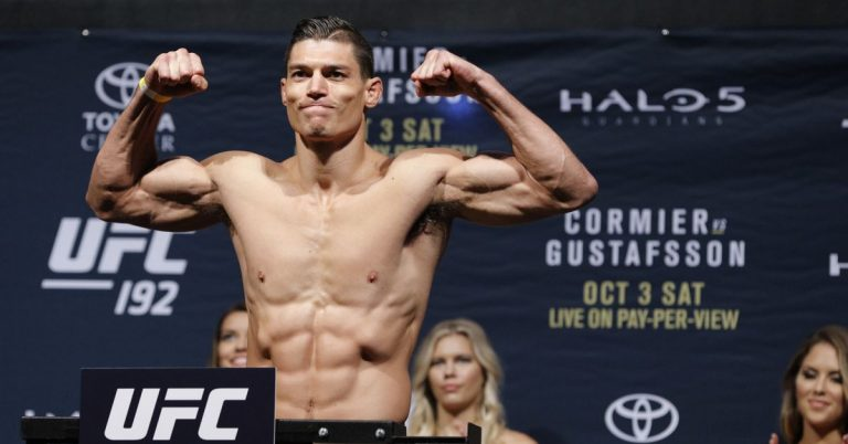 UFC welterweight and commentator Alan Jouban announces MMA retirement