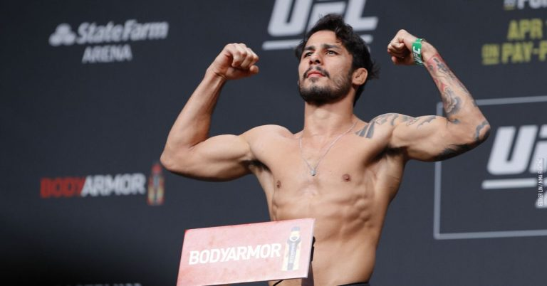 Alexandre Pantoja vs. Brandon Royval in the works for UFC event on Aug. 21