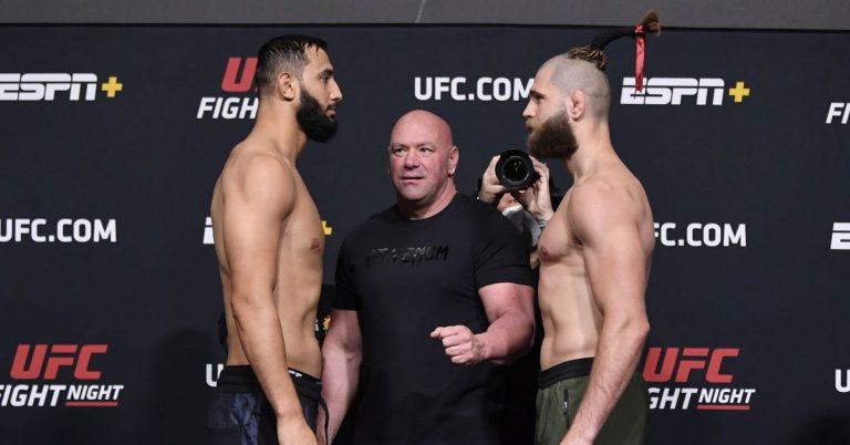 UFC Vegas 25 Results: Reyes vs. Prochazka