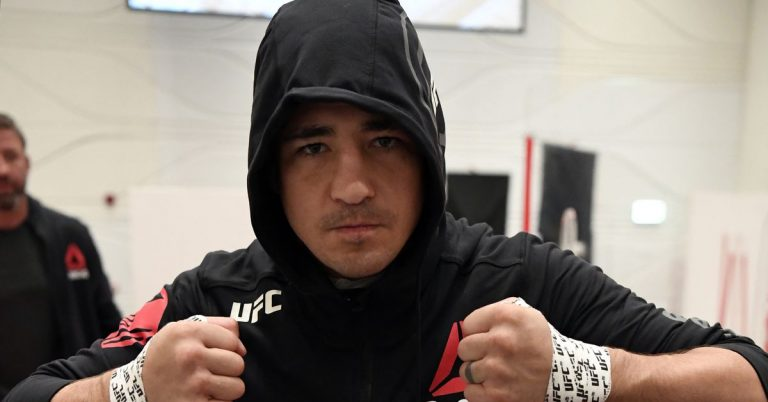 Video: Diego Sanchez fears UFC will kill him for speaking out against promotion