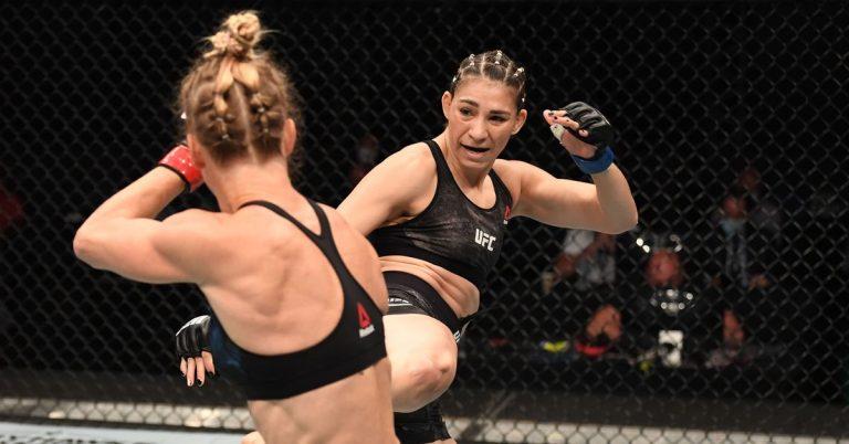 Irene Aldana vs. Yana Kunitskaya targeted for UFC 264 in July