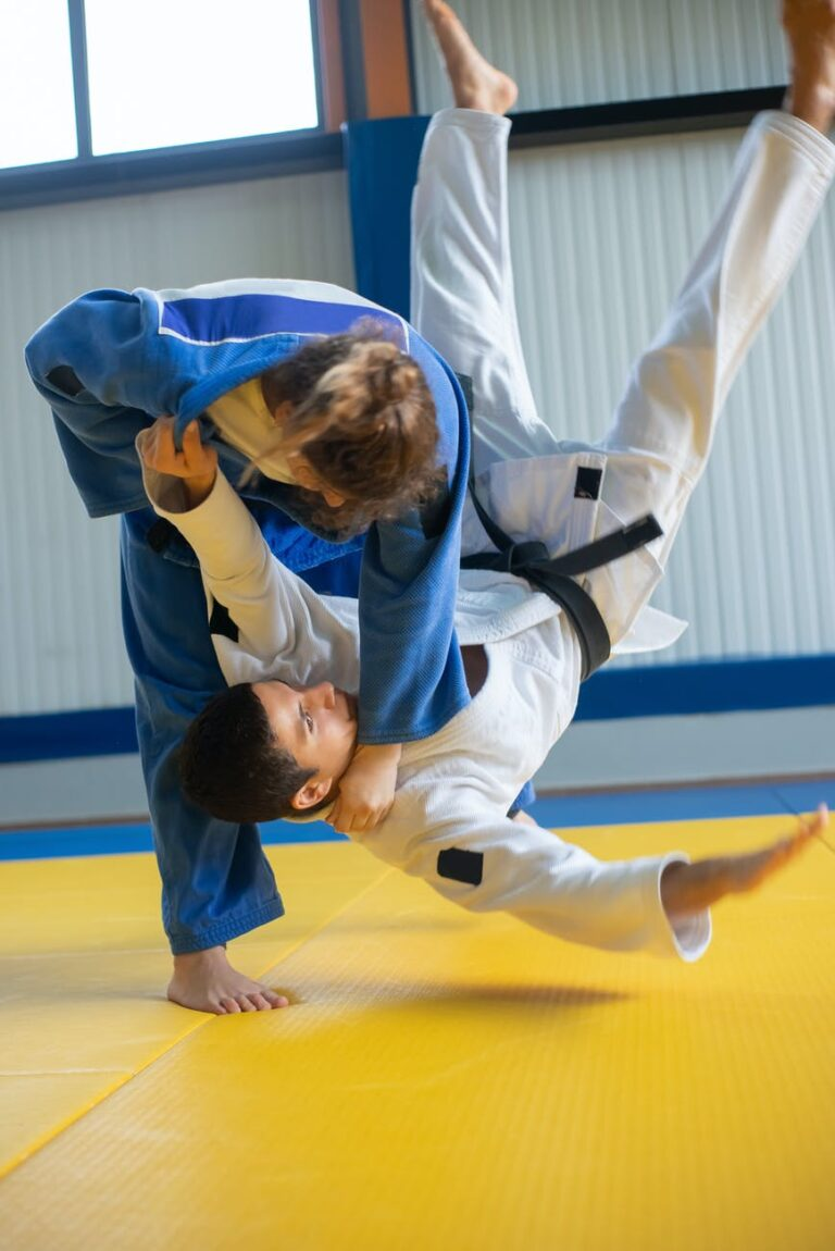 Opinion: Judo is not dumbed-downjujutsu