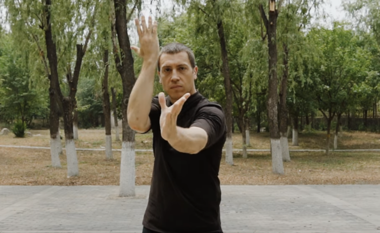 Podcast Episode 2: Byron Jacobs on Beijing martialarts