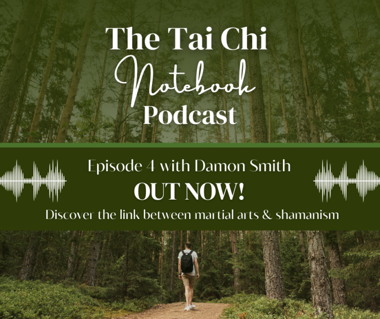 Podcast Ep 4: Discover the link between martial arts and Shamanism with DamonSmith