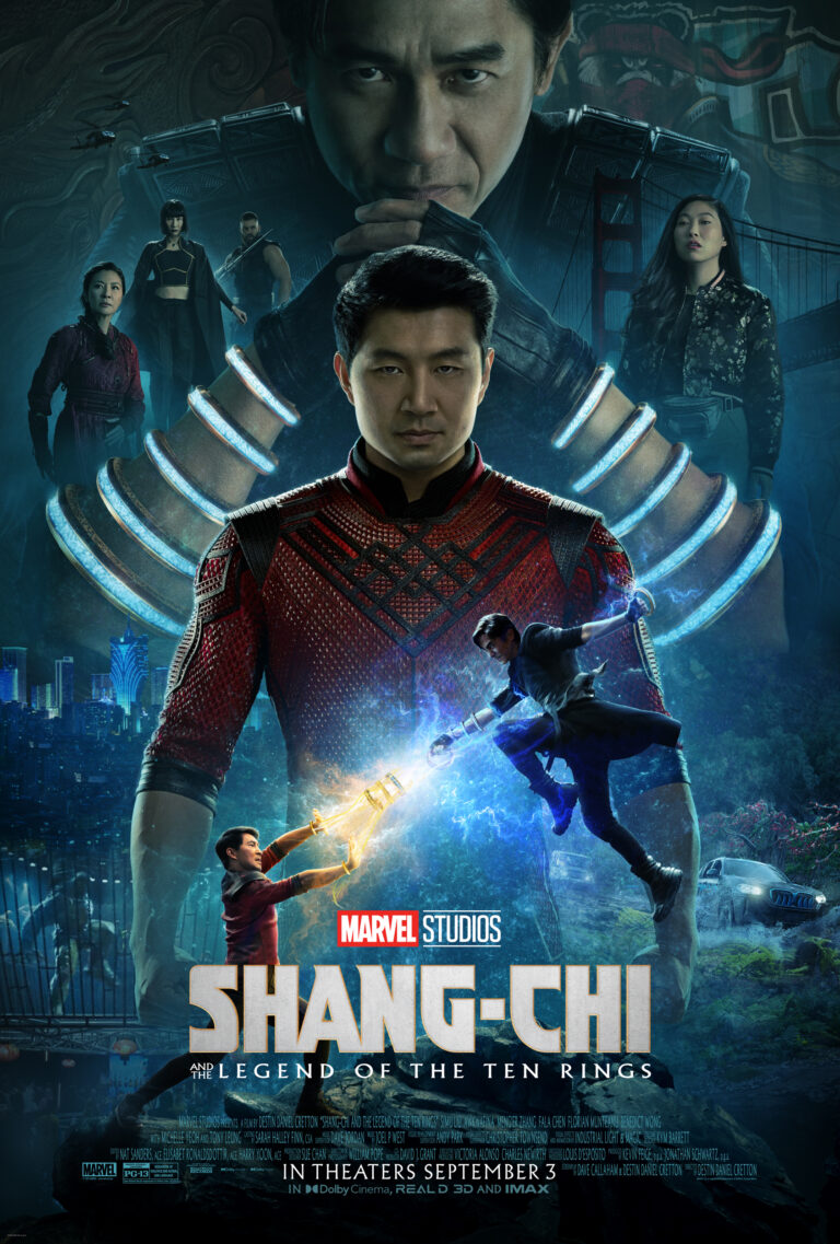Shang-Chi is here! And Brad Allen dead at48